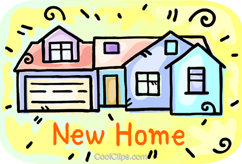 new home royalty free vector clip art illustration vc107505 rh search coolclips com congratulations new home clipart new home clipart quotes