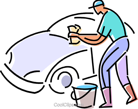 auto waschen vektor clipart bild vc109195 coolclips com Car Vector Drawing Vector Auto Mobile
