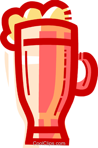 Beer Royalty Free Vector Clip Art illustration vc109793