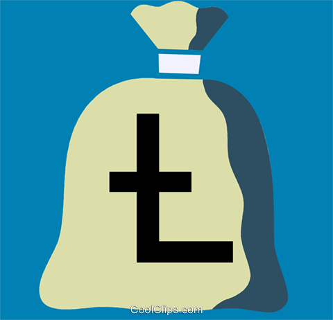 Money Bags Royalty Free Vector Clip Art illustration vc110273