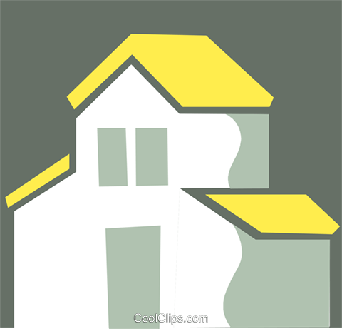 Barns and Farms Royalty Free Vector Clip Art illustration vc110299