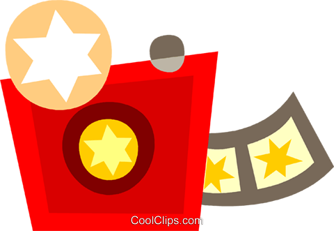 Cameras Royalty Free Vector Clip Art illustration vc110463