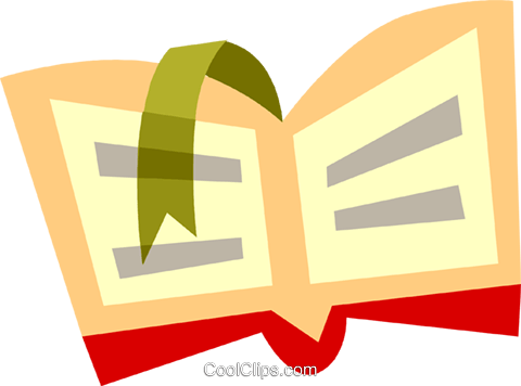 Books Royalty Free Vector Clip Art illustration vc110486