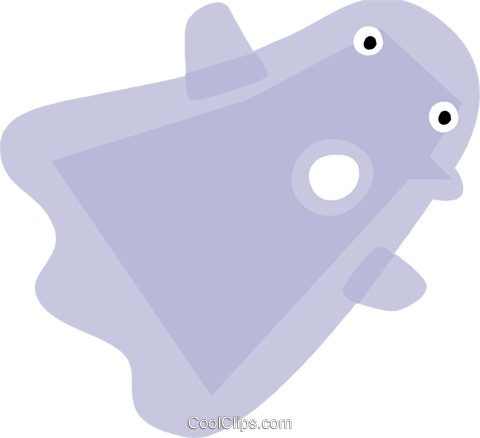 Ghosts Royalty Free Vector Clip Art illustration vc110509