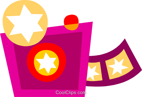 Cameras Royalty Free Vector Clip Art illustration vc110616