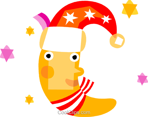 Santa's Elves and Helpers Royalty Free Vector Clip Art illustration vc110642