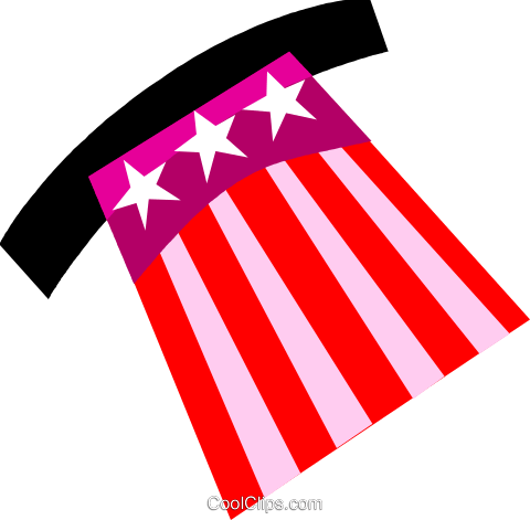 Independence Day Royalty Free Vector Clip Art illustration vc110672