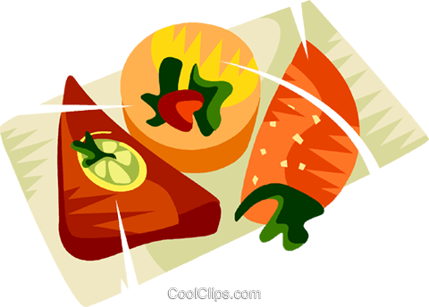 Empadinha, Brazilian meat filled pastry Royalty Free Vector Clip Art illustration vc111157