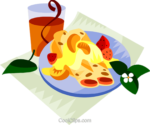 EU European cuisine Royalty Free Vector Clip Art illustration vc111364