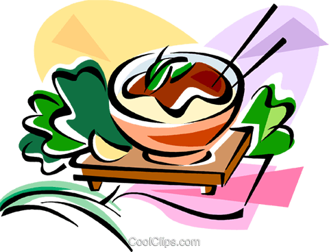 Korean cuisine Jajangmyeon Royalty Free Vector Clip Art illustration vc111459
