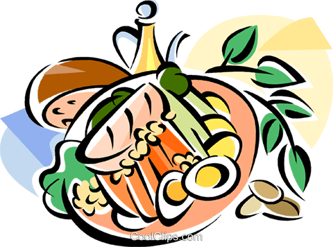 Bacalhau, Portuguese salted codfish Royalty Free Vector Clip Art illustration vc111474