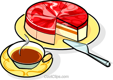 Free Coffee And Cake Images Clip Art
