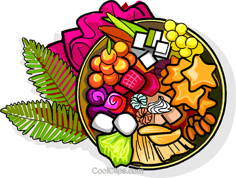 Thai dessert Royalty Free Vector Clip Art illustration vc111540