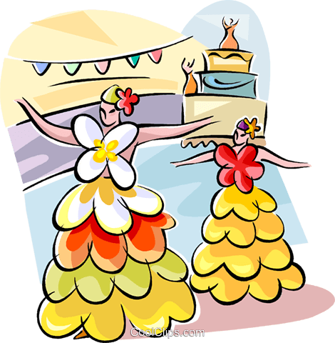 Brazilian carnival Royalty Free Vector Clip Art illustration vc111546
