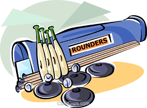 United Kingdom Rounders Royalty Free Vector Clip Art illustration vc111593