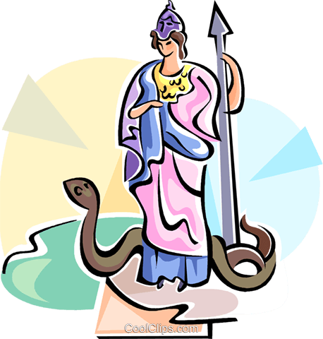 greek mythology athena royalty free vector clip art illustration rh search coolclips com  greek mythology clipart free