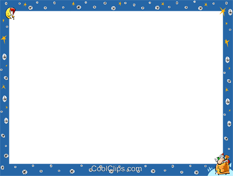 Christmas themed frame Royalty Free Vector Clip Art illustration vc112250