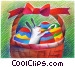 Easter Eggs Stock Art picture