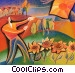 Kite Flying Fine Art picture