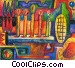 menorah Fine Art graphic