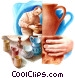 Pottery Stock Art image