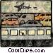 transportation concept Stock Art image