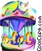 merry go round Fine Art picture