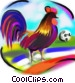 rooster Fine Art graphic