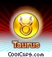 Taurus Zodiac Fine Art graphic