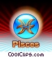 Pisces Zodiac Stock Art picture