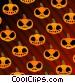 Jack O'Lanterns Stock Art picture
