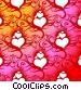 Tribal Hearts Fine Art illustration