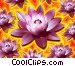 Lotus Blossom Stock Art image