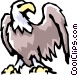 Bald eagle Vector Clipart picture