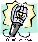 Work light Vector Clipart graphic