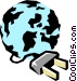 Earth Vector Clip Art picture