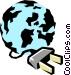 Earth Vector Clip Art picture