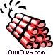 Dynamite Vector Clipart graphic