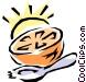 Oranges Vector Clip Art graphic