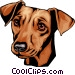 Dachshund Vector Clipart picture