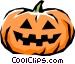 Pumpkins Vector Clip Art graphic