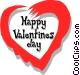 Valentine's Day Vector Clip Art image