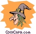 Wicked witches Vector Clip Art picture