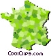 France Vector Clip Art picture