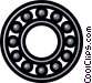 Bearings Vector Clipart graphic
