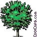 Tree Vector Clipart image