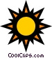 Sunshine Vector Clipart picture