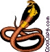 Cobra Vector Clipart graphic