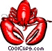 Lobster Vector Clip Art picture