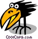 Bird Vector Clipart graphic